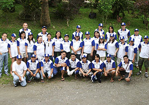 ISKObasura 2009 volunteers from SPEX and SSSC-Manila