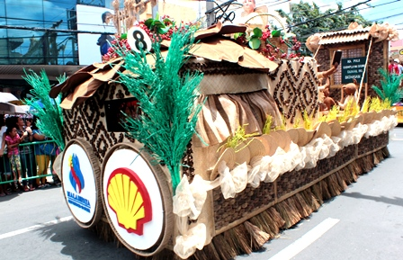 Float Malampaya Shell