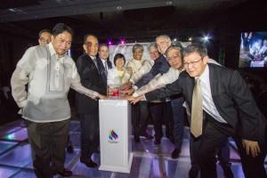 Inauguration of MP3