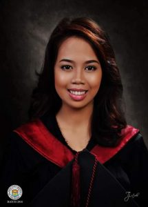 Kristine Wagan's Graduation Photo