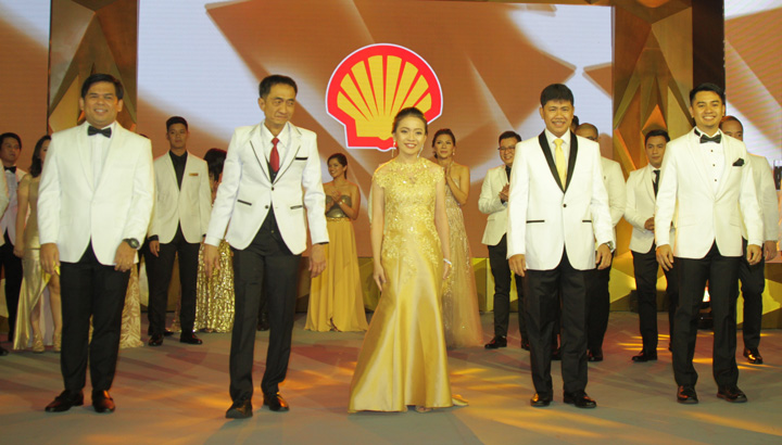Outstanding Shell employees shine at 31st Crystal Awards